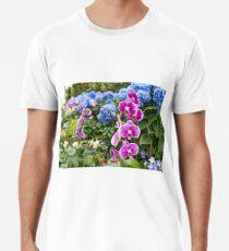 Splendid Orchids  Premium T-Shirt
