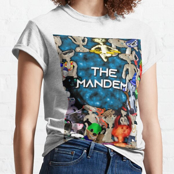 The Mandem - BEAR Classic T-Shirt