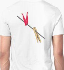 clothespin Unisex T-Shirt