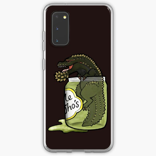 The Terrifying PickleJho Samsung Galaxy Soft Case