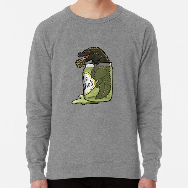 Le cornichon terrifiant Sweatshirt léger