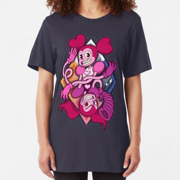 Your new best friend - reverse Slim Fit T-Shirt