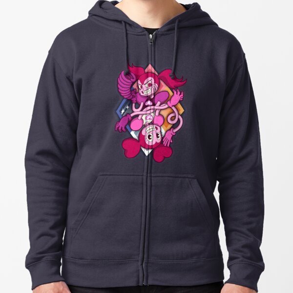 Your new best friend Zipped Hoodie