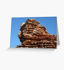 Layer Upon Layer Greeting Card
