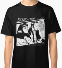 Sonic Pulp: Goo Fiction Classic T-Shirt