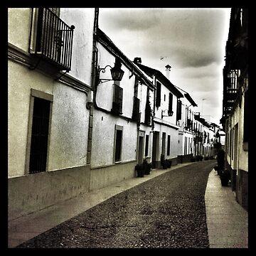 Empty street by Anitajuli