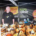 Olive cornucopia von nealbarnett