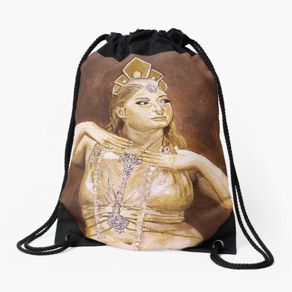 DiAhna Restry as Ayesha Drawstring Bag