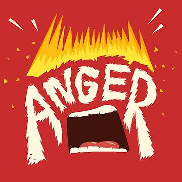 Anger by mrdemo