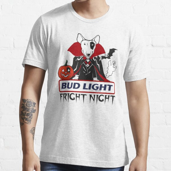 Spuds Mackenzie Fright Night (80's Throwback) Essential T-Shirt