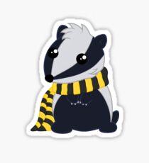 Loyal little Honeybugger Sticker