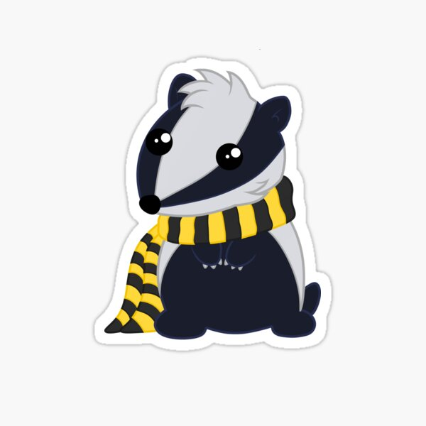 Fidèle petite Honeybugger Sticker