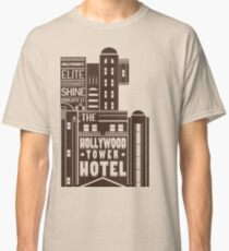 Tower of Terror  Classic T-Shirt