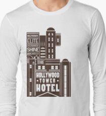 Tower of Terror  Long Sleeve T-Shirt