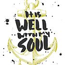 It is Well With My Soul by Zeke Tucker