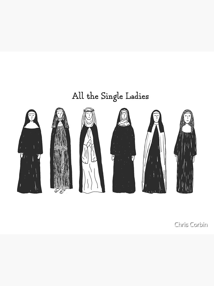 All the Single Ladies by Ccorbin2