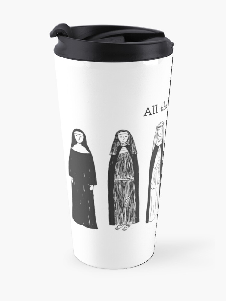 Alternate view of All the Single Ladies Travel Mug