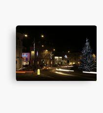 Christmas Square Canvas Print