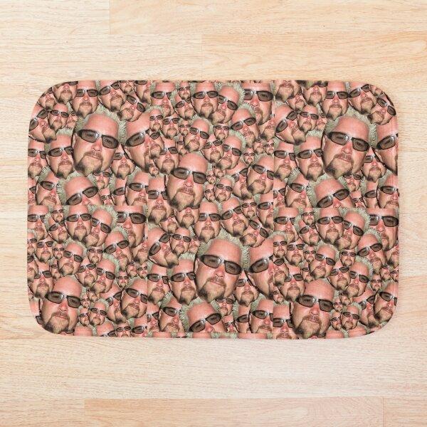 Guy Fieri Face Bath Mat