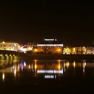 Barnstaple by night by pc5303