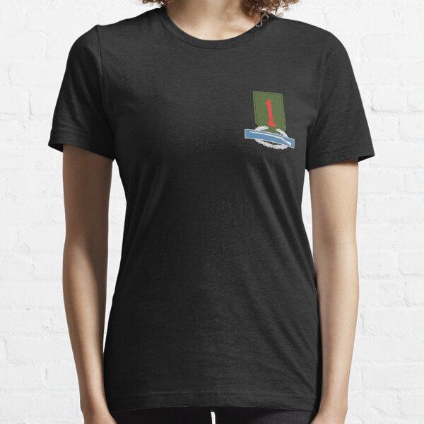1st Infantry CIB Essential T-Shirt