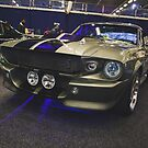 FORD MUSTANG ELEANOR SHELBY GT500 1967 by Christopher Ryan