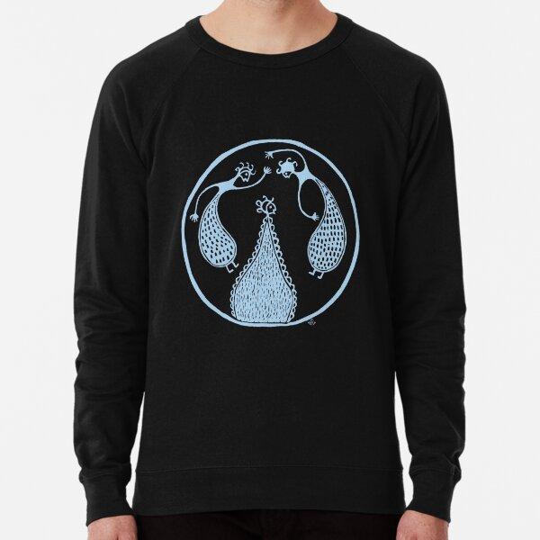 Minoan Dancers 4 Lightweight Sweatshirt
