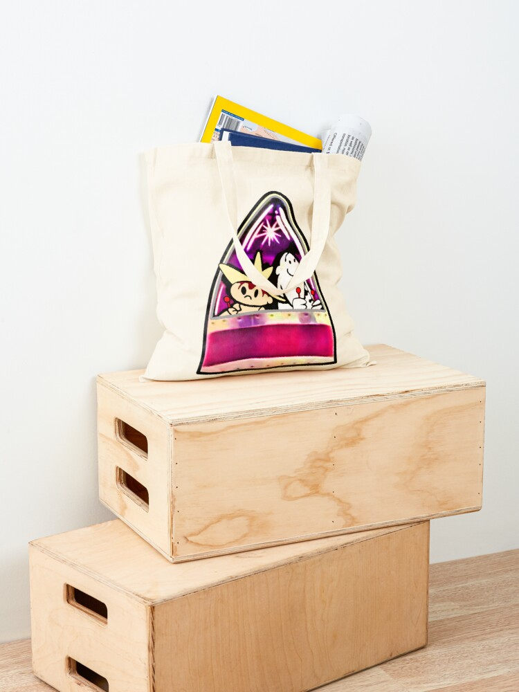 Alternate view of Ready for Blast-Off, Scratch & Squeak  Tote Bag