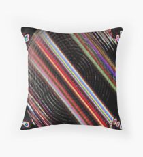 A Rainbow In The Dark  (Ronnie James Dio tribute)  Throw Pillow