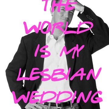 Lesbian Wedding by pfeg