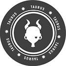 Taurus - Dark by kylacovert