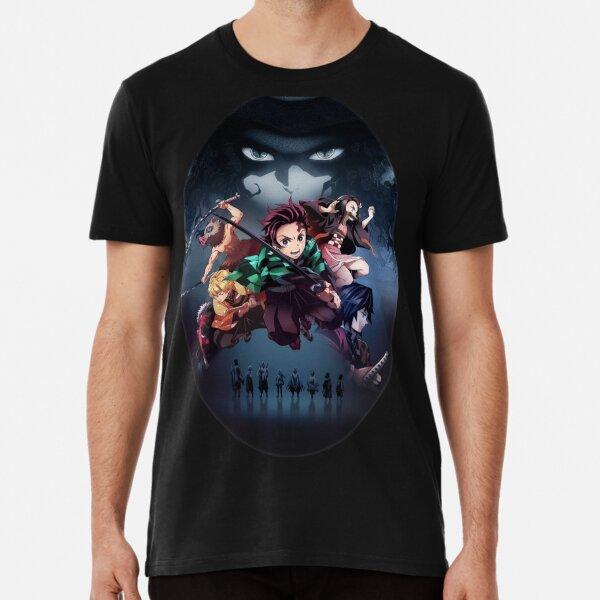 Kimetsu No Yaiba | Demon Slayer Premium T-Shirt
