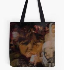 The Gathering Crowd Tote Bag