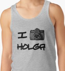 I Love Holga Tank Top