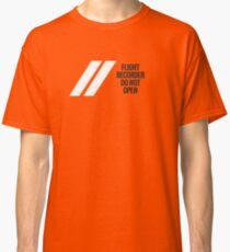 Flight Recorder Classic T-Shirt