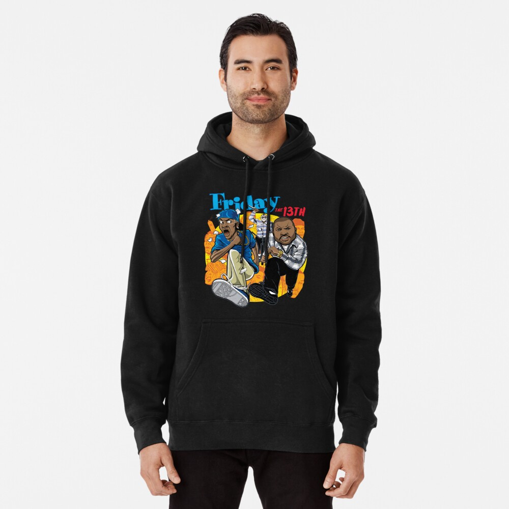 Friday the 13th Pullover Hoodie