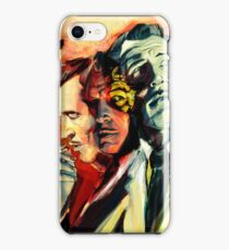 The Many Faces of Vincent Price iPhone Case/Skin