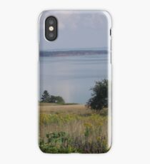 Minas Basin iPhone Case/Skin