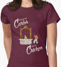 Carlos Women's Fitted T-Shirt