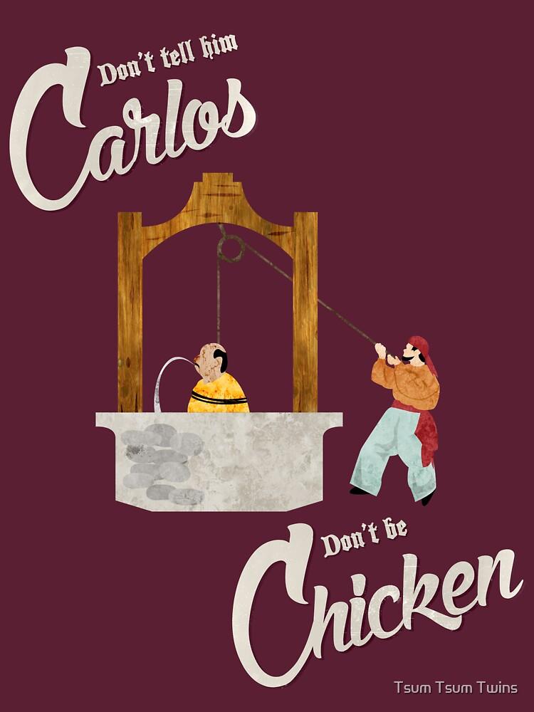 Carlos | Unisex T-Shirt