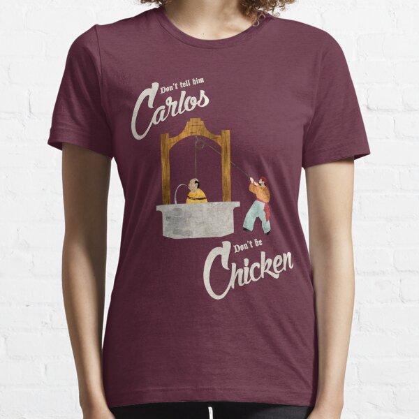 Carlos Essential T-Shirt