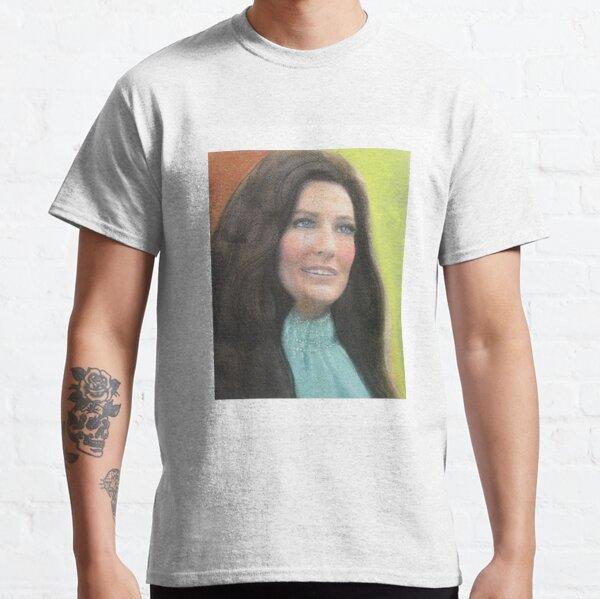 Loretta Lynn Portrait Classic T-Shirt
