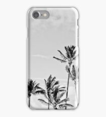 BW Baldwin Palm Trees iPhone Case/Skin