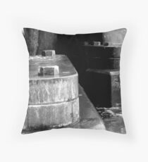 Solid- By. Jonny McKinnon Throw Pillow
