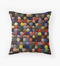 Handmade Amish Quilt Throw Pillow