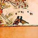 Love is in the air by Constanza Barnier