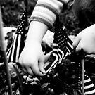 Little hands trying to fix America by DDLeach