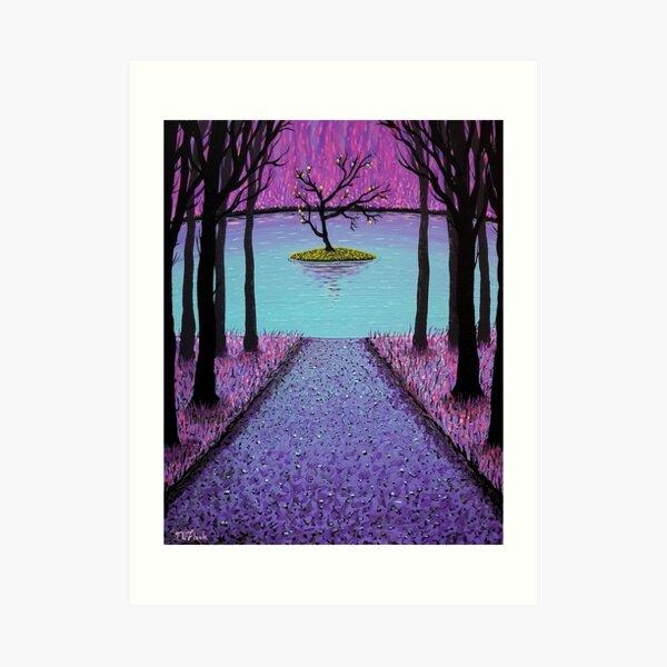 Return To Dreamer Island Art Print