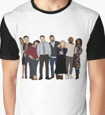 A Million Little Things Drawing Graphic T-Shirt
