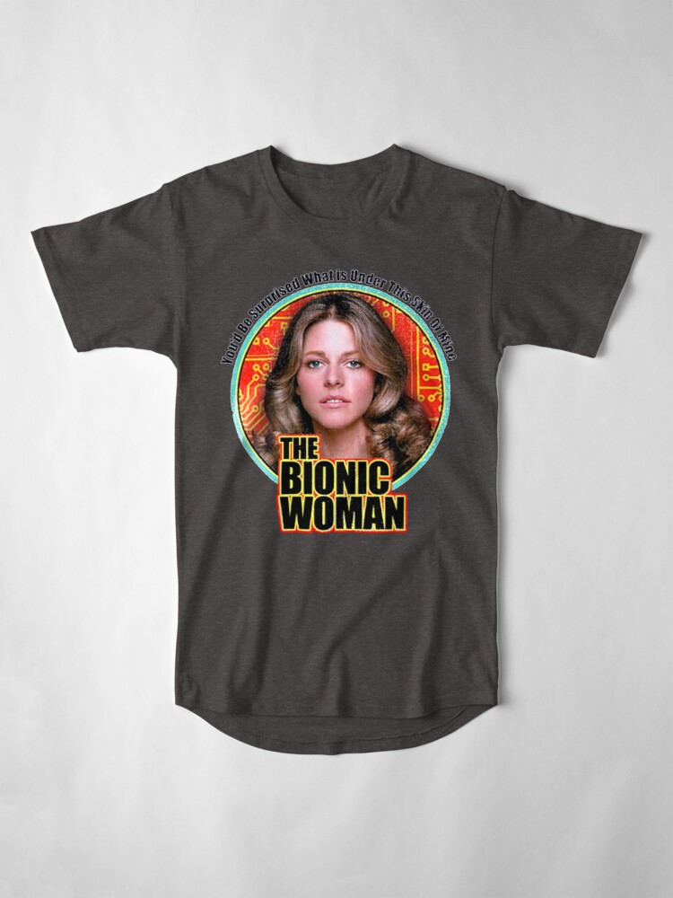 """""""The Bionic Woman"""" T-shirt by solo131313 